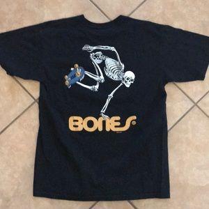 Bones Powell Peralta skater skateboard shirt M